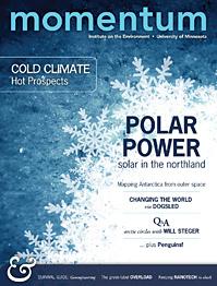 Momentum magazine cover