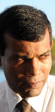 Mohamed Nasheed: An Island Nation Faces Rising Seas