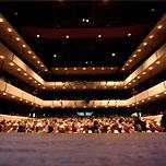 Auditorium with audience