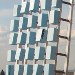 Vibro-wind panels