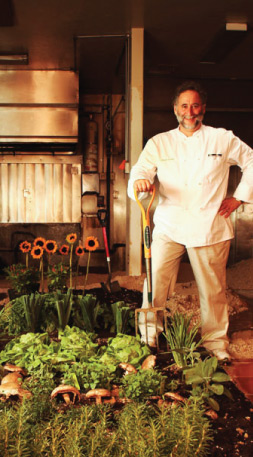 Chef Janos Wilder