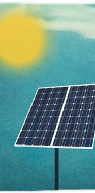 Solar Power Is Inevitable