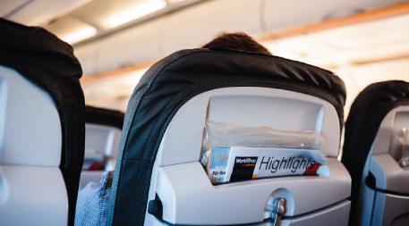 Lufthansa A321 thin seats