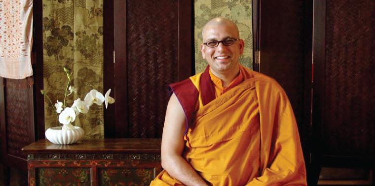 Tenzin Priyadarshi