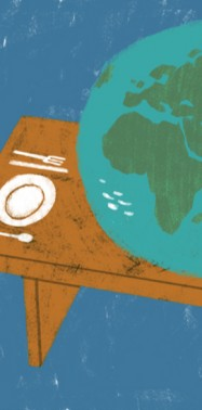 OPINION: Changing the Global Food Narrative