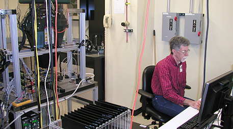 Tunable - High Intensity Pulsed Solar Simulator