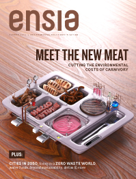 Ensia Summer 2014 Cover