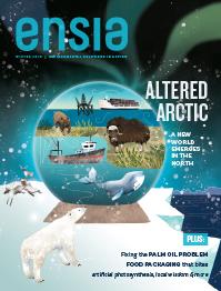 Ensia Winter 2015 Cover