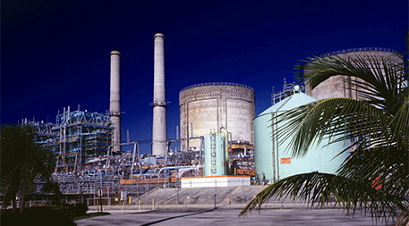 Turkey Point nuclear power plants