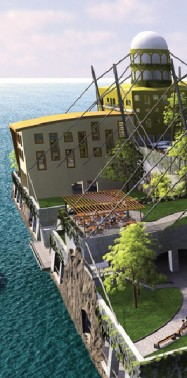 Seasteading could be the answer to sustainably feeding 9 billion people