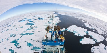As Arctic sea ice shrinks, so does our window of opportunity