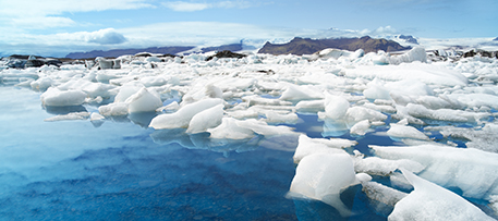 The fifth IPCC assessment report, published in 2013–14, has refined projections for changes in sea level and ice melt due to global warming. Shutterstock photo © Jules_Kitano
