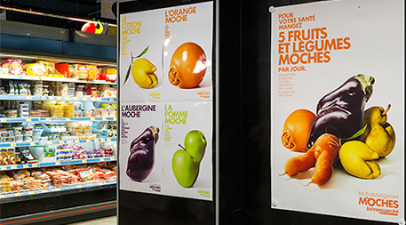 Inglorious Fruit & Vegetables campaign