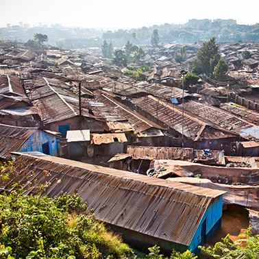 What Kenya's biggest slum can teach us about saving cities from floods