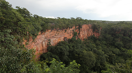 'Hell' at Parque Nacional da Chapada Diamantina
