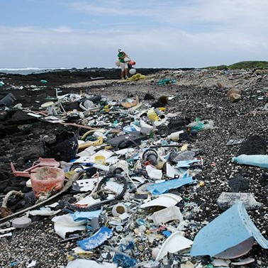 What will it take to get plastics out of the ocean?