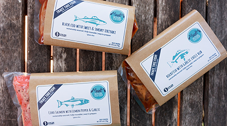 Salty Girl seafood products