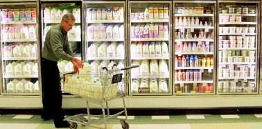 Why are retailers throwing out perfectly good milk by the truckloads?