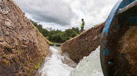 Fiji Suva Nausori Water Supply and Sewerage Project