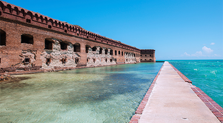 Dry Tortugas National Park-Fort Jefferson
