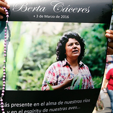 ​Will outrage over recent murders help Honduran environmental activists achieve their goal?