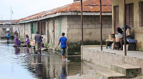 Slum of Lagos