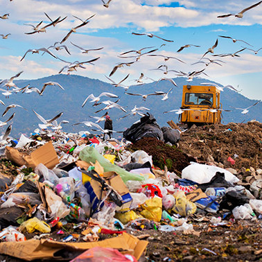 Landfills have a huge greenhouse gas problem. Here's what we can do about it.