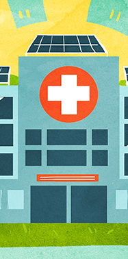 OPINION: Health care may be in a state of flux — but health care sustainability is here to stay