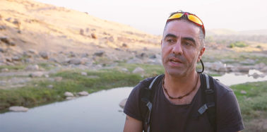 Watch: One man's mission to protect Iraq's rivers for future generations