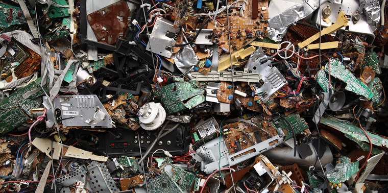 The Main Causes Of E-Waste