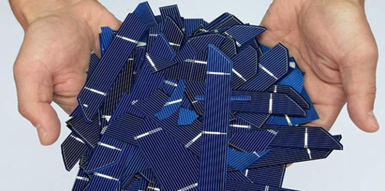 What will we do with all those solar panels when their useful life is over?