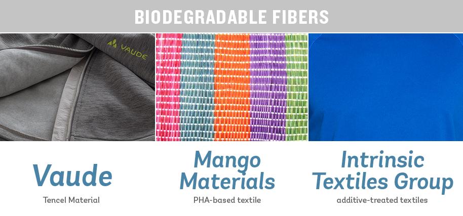 biodegradable textile options