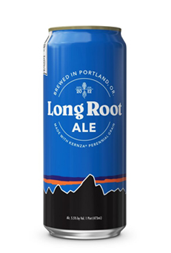 In 2016, Patagonia Provisions launched Long Root Ale, the first Kernza product on the market.