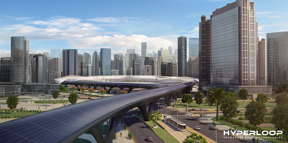 Hyperloop promises ultrafast transportation. But what does it mean for the environment?