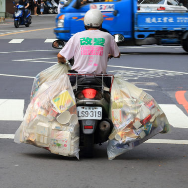 Taiwan has one of the highest recycling rates in the world. Here's how that happened.