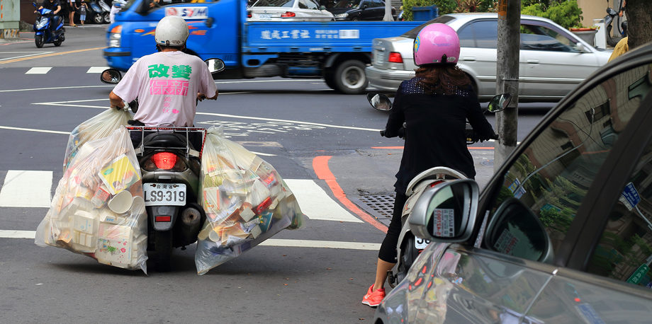 How Taiwan achieved one of the highest recycling rates in