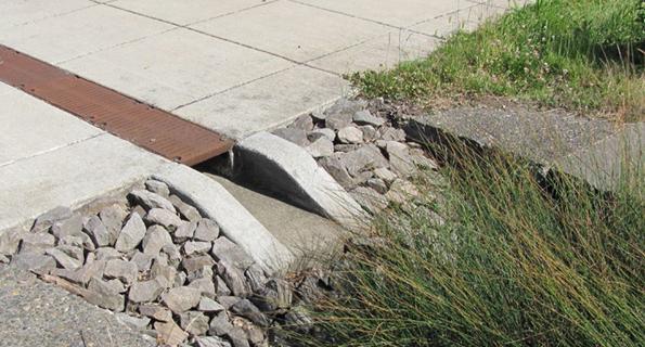 Green stormwater infrastructure in Detroit