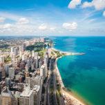 Photo of Chicago and Lake Michigan