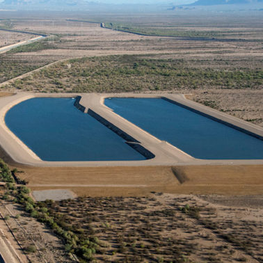With floods and droughts increasing, communities take a new look at storing water underground