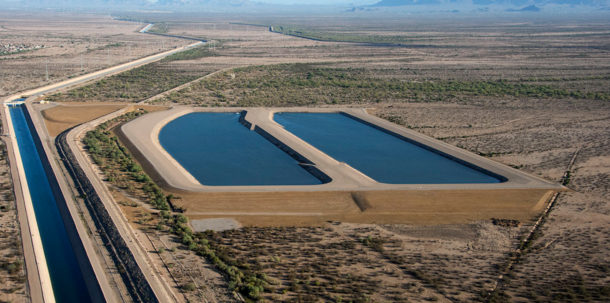 Superstition Mountains Recharge Project