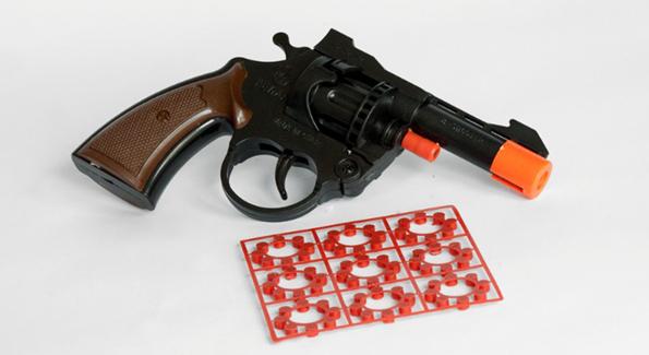 Children's toy containing PBDEs