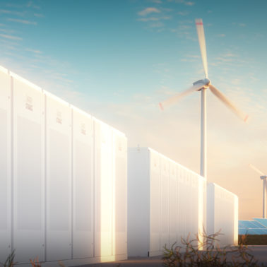 Build a better battery for wind and solar storage, and the energy sector will beat a path to your door