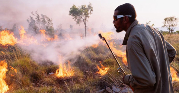 Australia aboriginal fire management