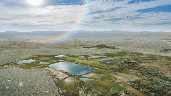 Parque Ecológico Lago de Texcoco