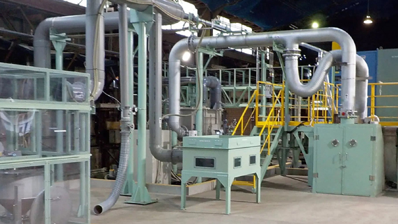 cobalt recycling facility