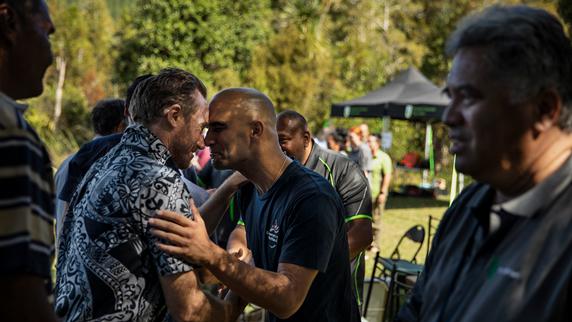 Māori welcome conference participants