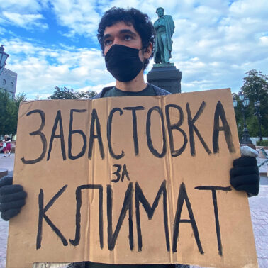 Youth environmental activists in Russia face down obstacles to spread their climate message