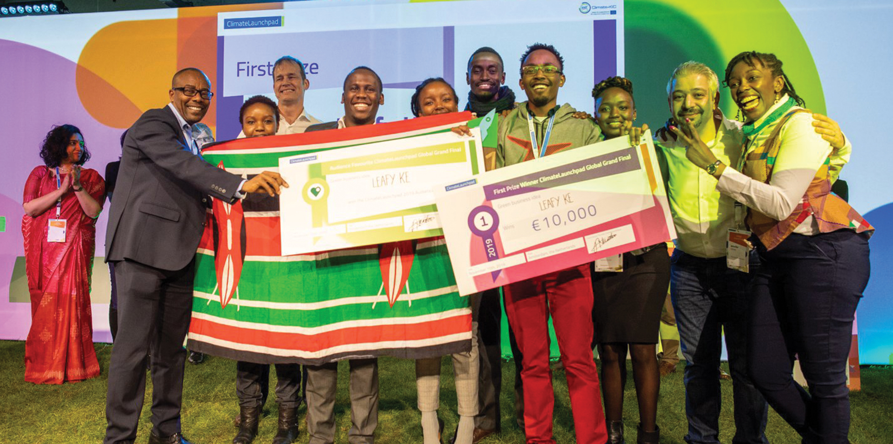 Can global innovation competitions help unearth the next sustainability solution?