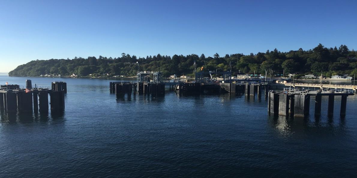 Vashon Island, Washington