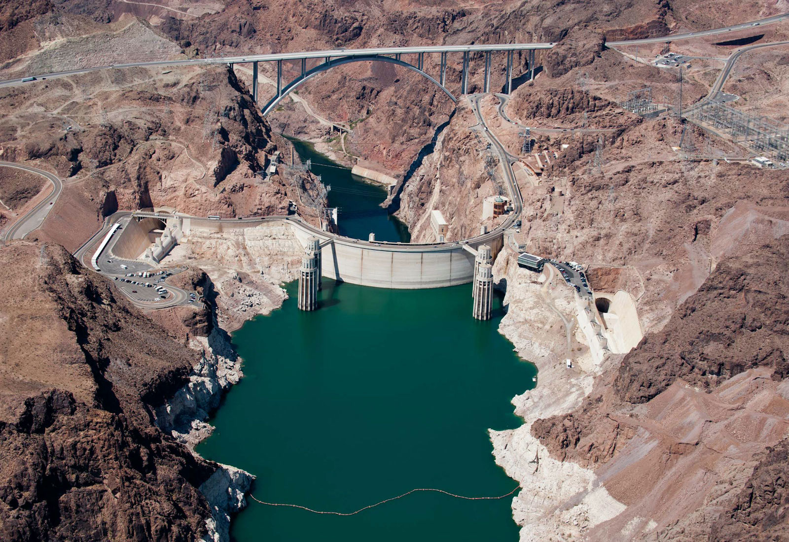 Lake Mead's elevation